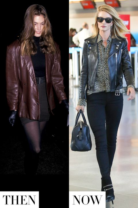 <p>Cindy Crawford and Rosie Huntington-Whiteley rock this go-with-everything topper with ease. Finish any look, for any occasion, with this forever classic. </p>