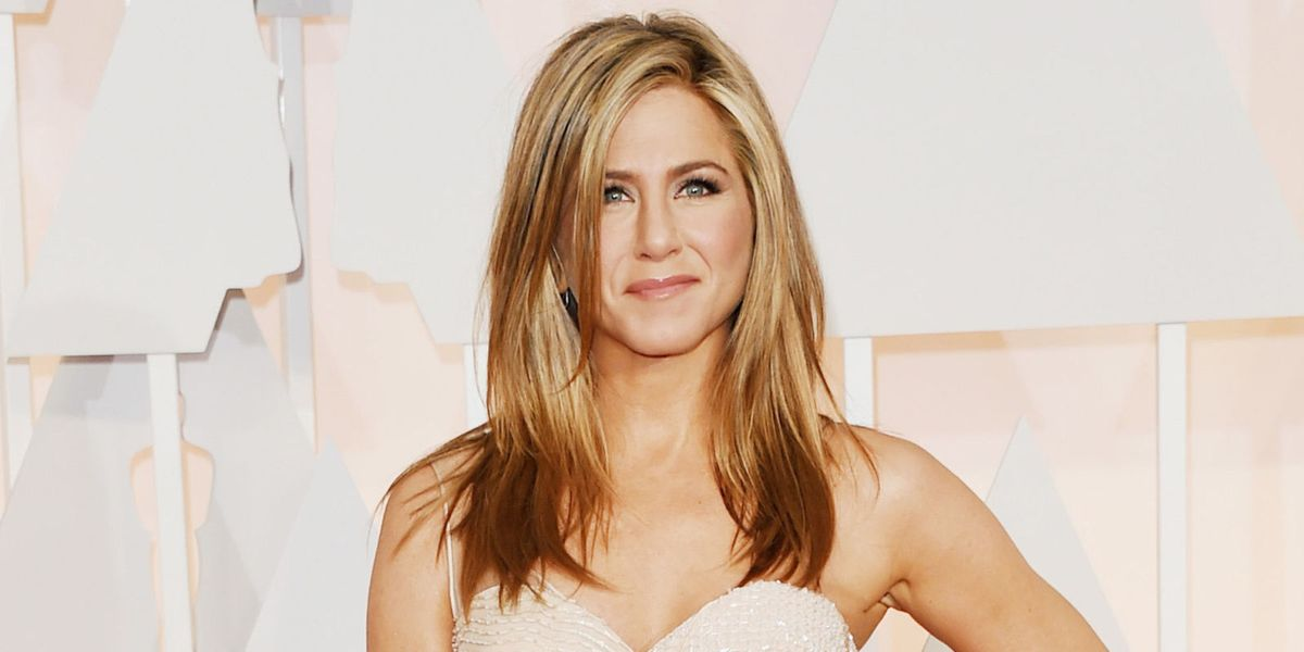 Jennifer Aniston Shares Her Hair Secrets Jennifer Aniston Beauty