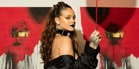 Rihanna Launches Her Own Styling and Beauty Agency