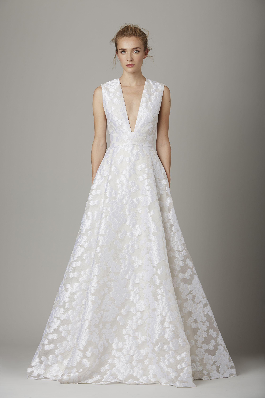 wedding dresses fall wedding dresses for fall Bridal Week Fashion Fall Designer Wedding Dresses