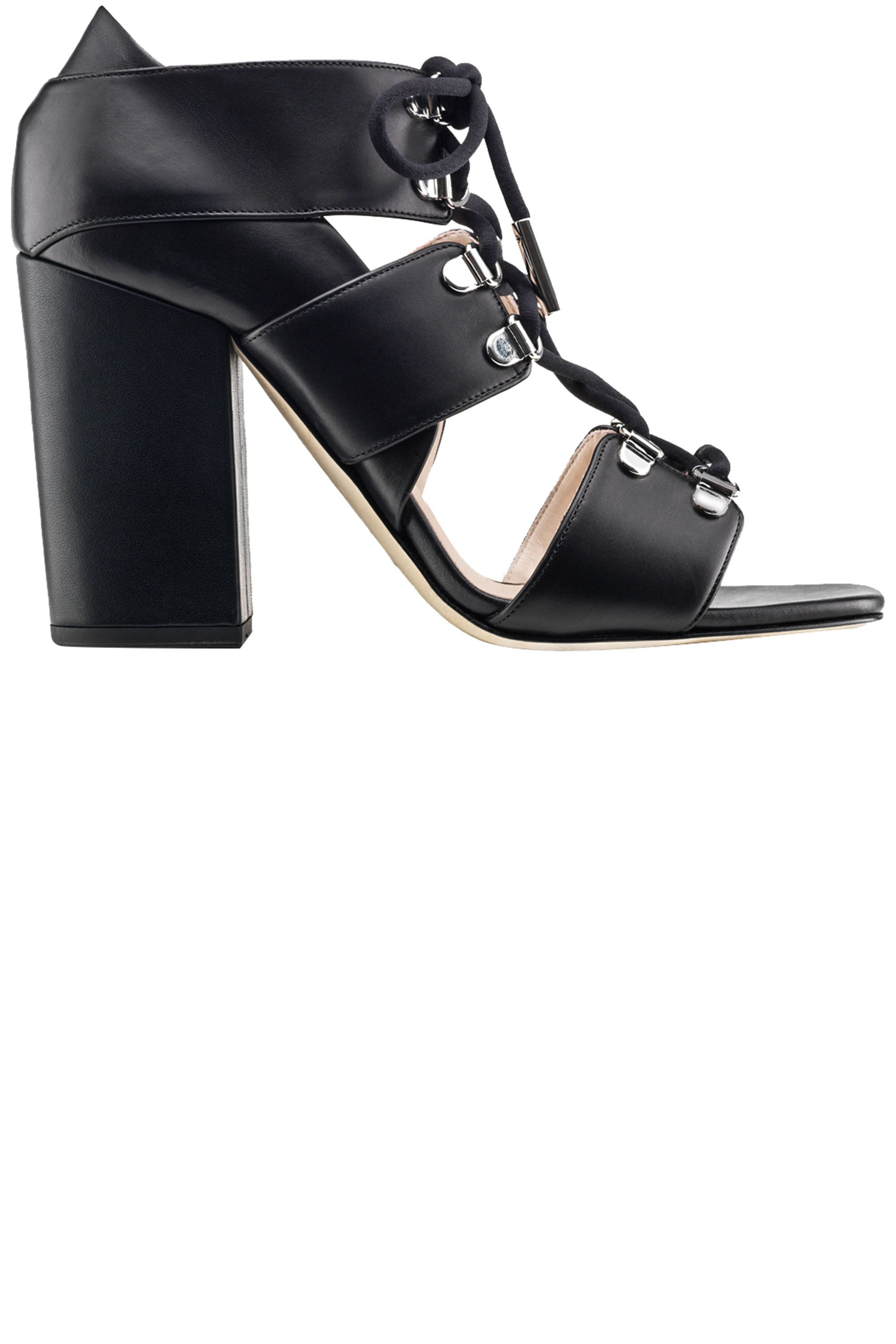 "<p><strong>Christopher Kane </strong>sandals, $685, <a href=""http://www.fwrd.com/"" target=""_blank"">fwrd.com</a>.</p>"
