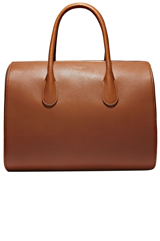 "<p><strong>Nina Ricci </strong>bag, $1,850, similar styles available at <a href=""https://shop.harpersbazaar.com/"" target=""_blank"">shopBAZAAR.com</a>.</p>"