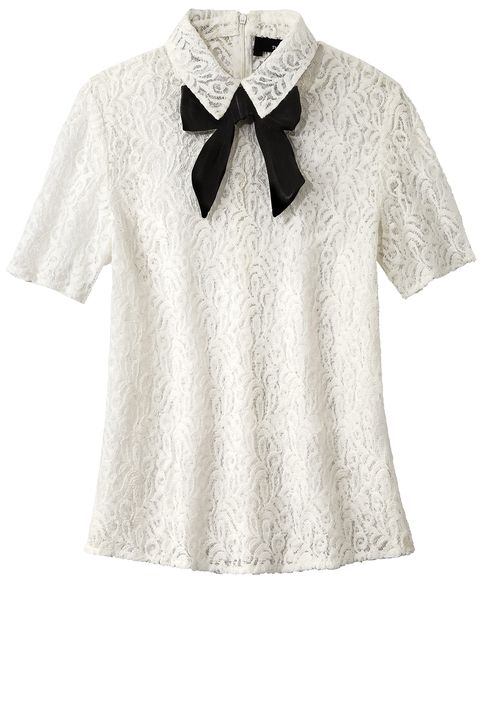 <p><strong>The Kooples </strong>top, $255, 212-219-0515.</p>