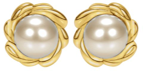 "<p><strong>Gabriel & Co. </strong>earrings, $525, <a href=""http://www.gabrielny.com"" target=""_blank"">gabrielny.com</a>. </p>"