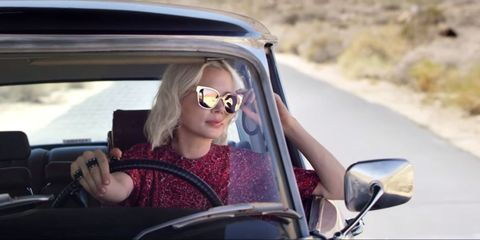 Watch Michelle Williams Hit the Open Road for Louis Vuitton