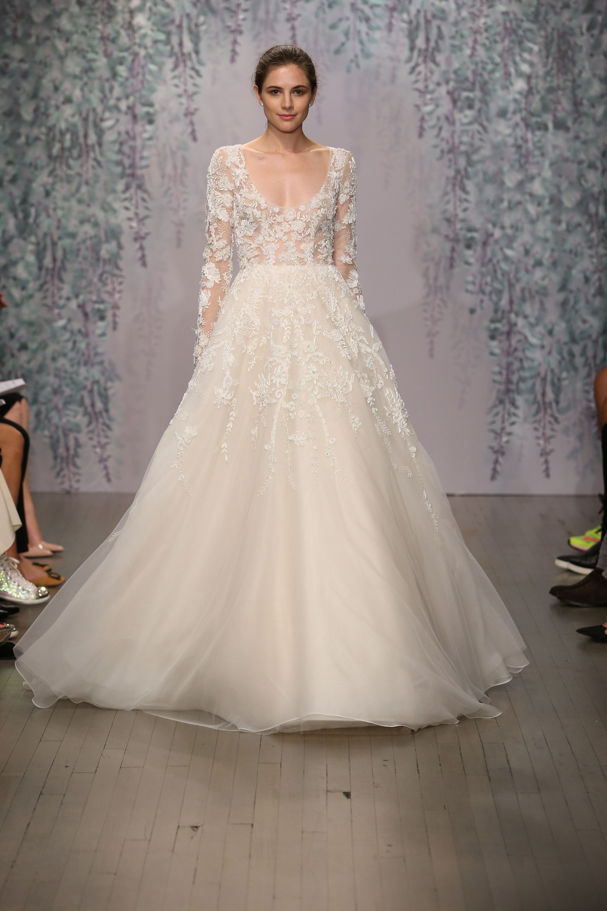bridal fashion fall wedding dresses