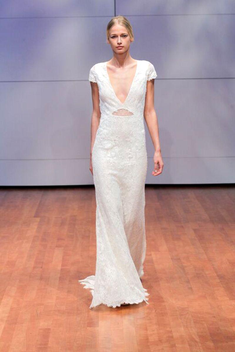 Bridal week fashion fall 2016 fall 2016 designer wedding dresses junglespirit Images