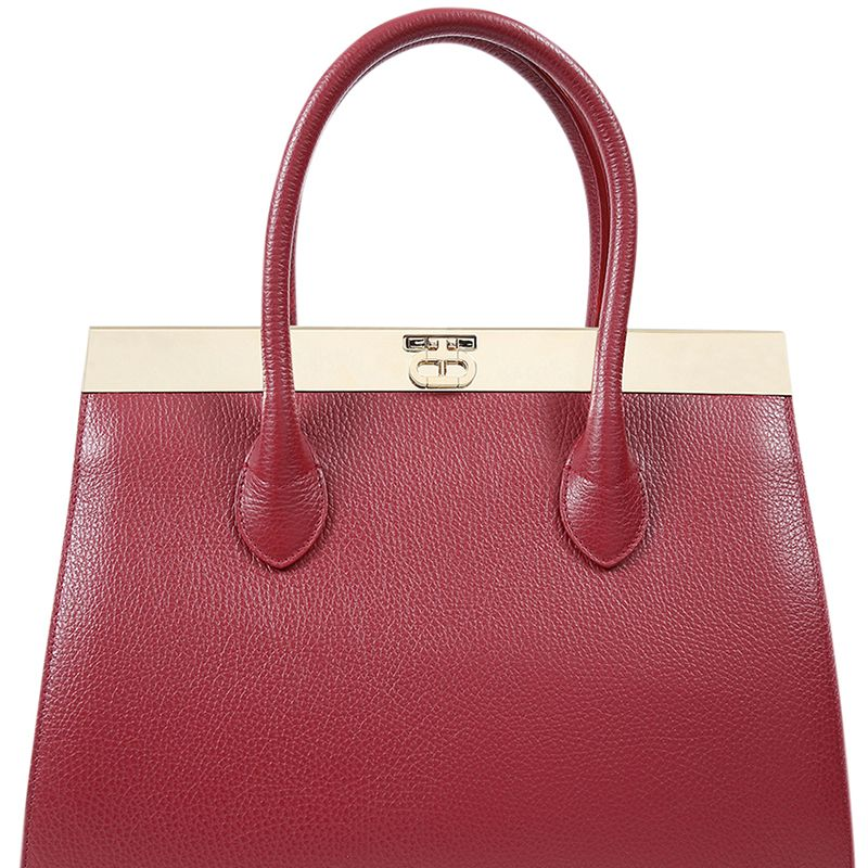 "<p><strong>Dee Ocleppo</strong> red tote, $1,195, <strong><a href=""https://shop.harpersbazaar.com/Designers/D/Dee-Ocleppo/The-Roma-Tote-5783.html"" target=""_blank"">shopBAZAAR.com</a></strong>. <br></p>"