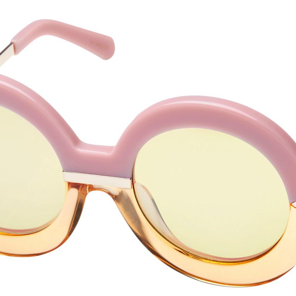 """<p><strong>Karen Walker</strong> sunglasses, $300, <a href=""""https://www.shopbop.com/hollywood-pool-sunglasses-karen-walker/vp/v=1/1522211254.htm?folderID=2534374302162611&fm=other&os=false&colorId=90652"""" target=""""_blank"""">shopbop.com</a>. </p>"""