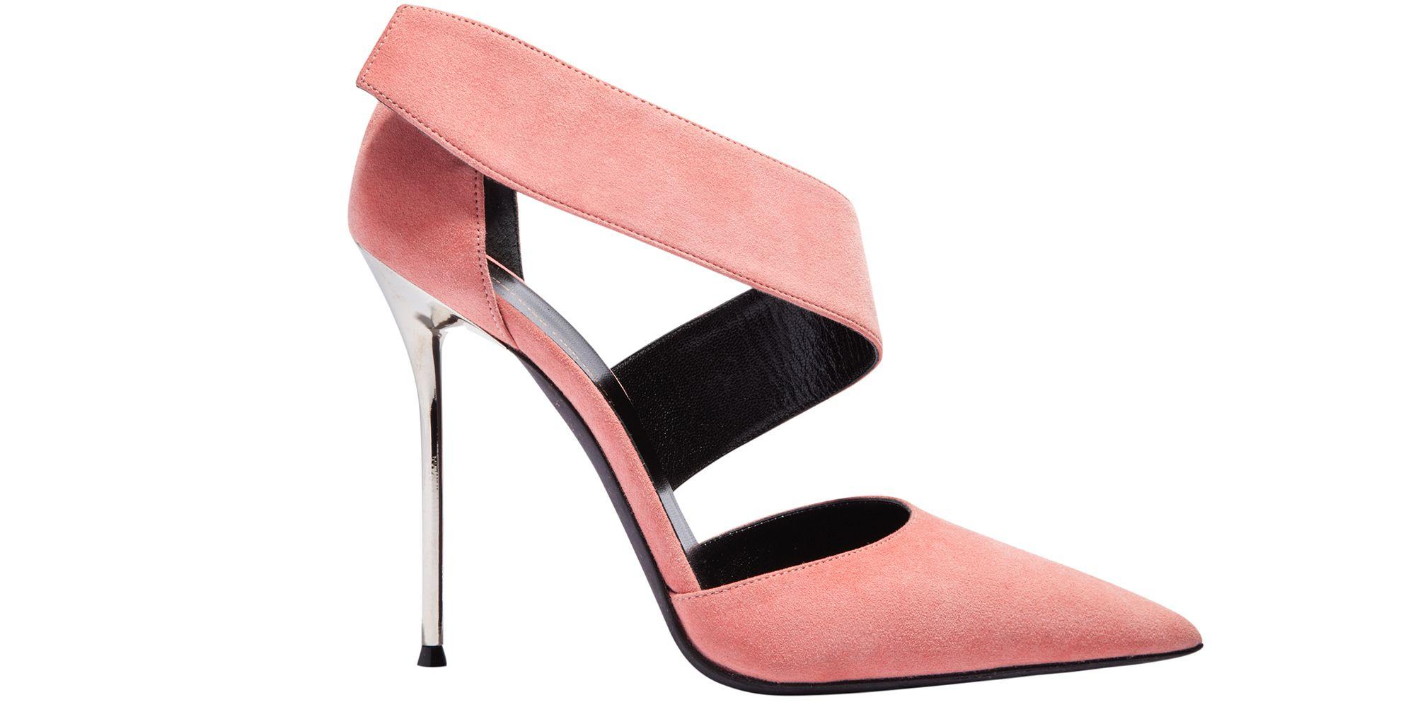 <p><strong>Narciso Rodriguez </strong>shoes, $795, Barneys New York, 888-8-BARNEYS.</p>