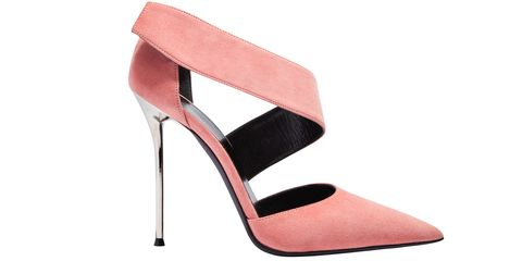 <p><strong>Narciso Rodriguez </strong>shoes, $795, Barneys New York, 888-8-BARNEYS.</p>