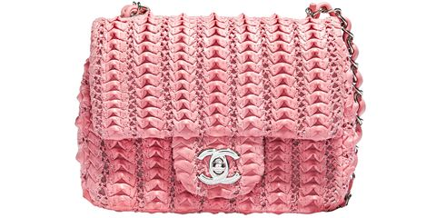 <p><strong>Chanel </strong>bag, $3,200, 800-550-0005.</p>