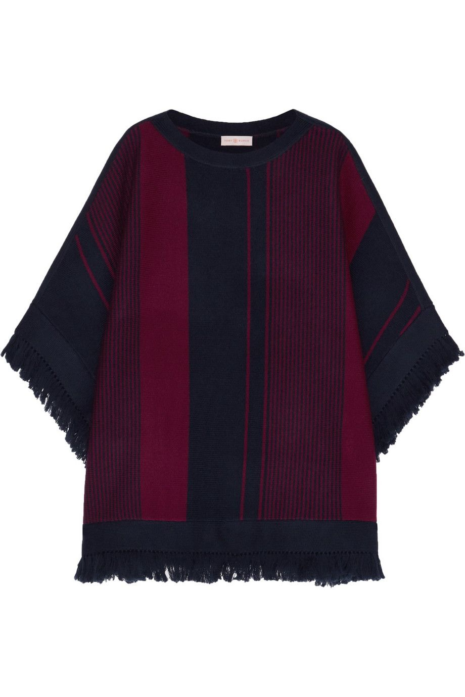 "<p><em>Tory Burch sweater, $595, </em><a href=""http://www.toryburch.com/clothing/sweaters/"" target=""_blank"">toryburch.com</a>. </p>"