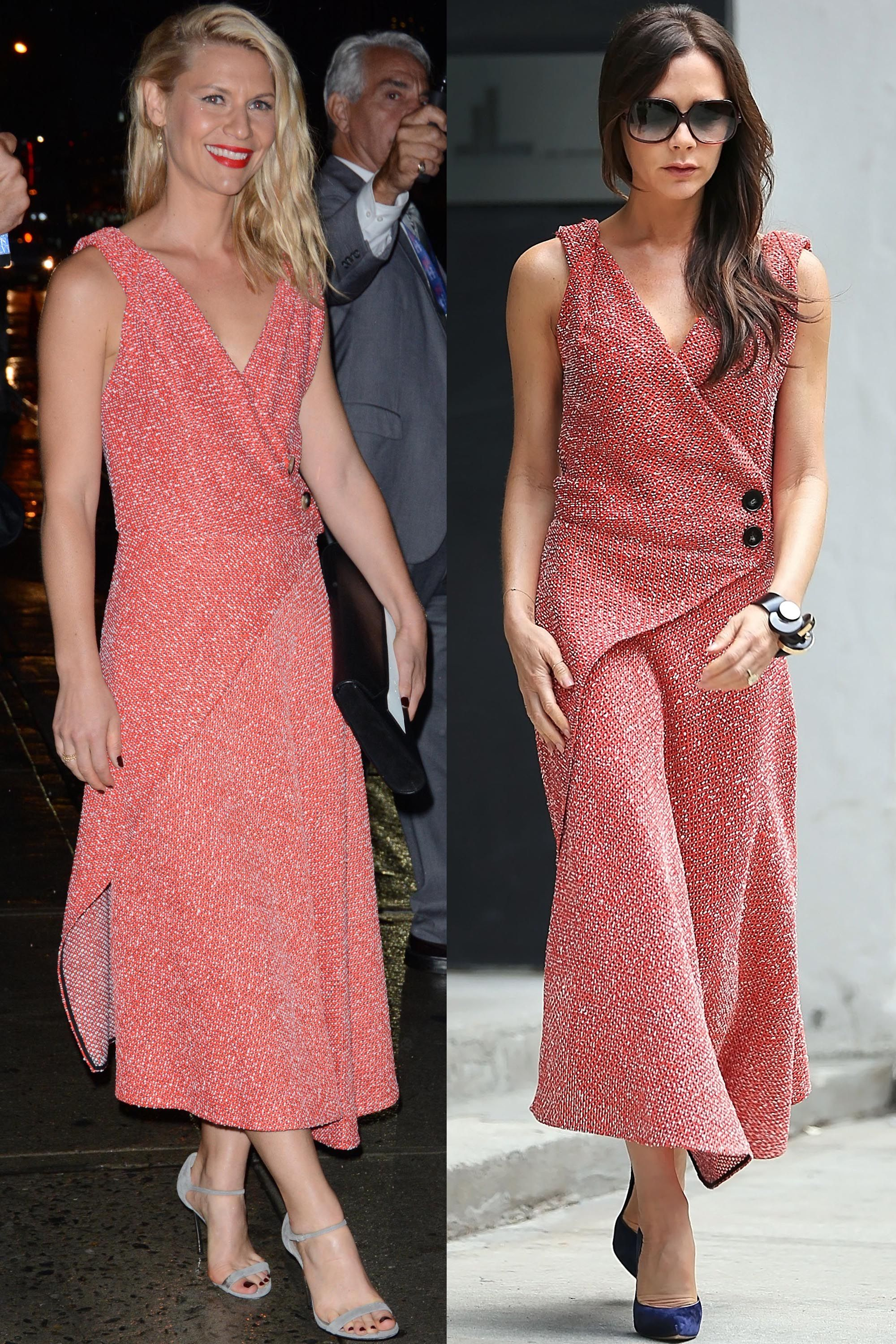 Celebrity Same Outfit