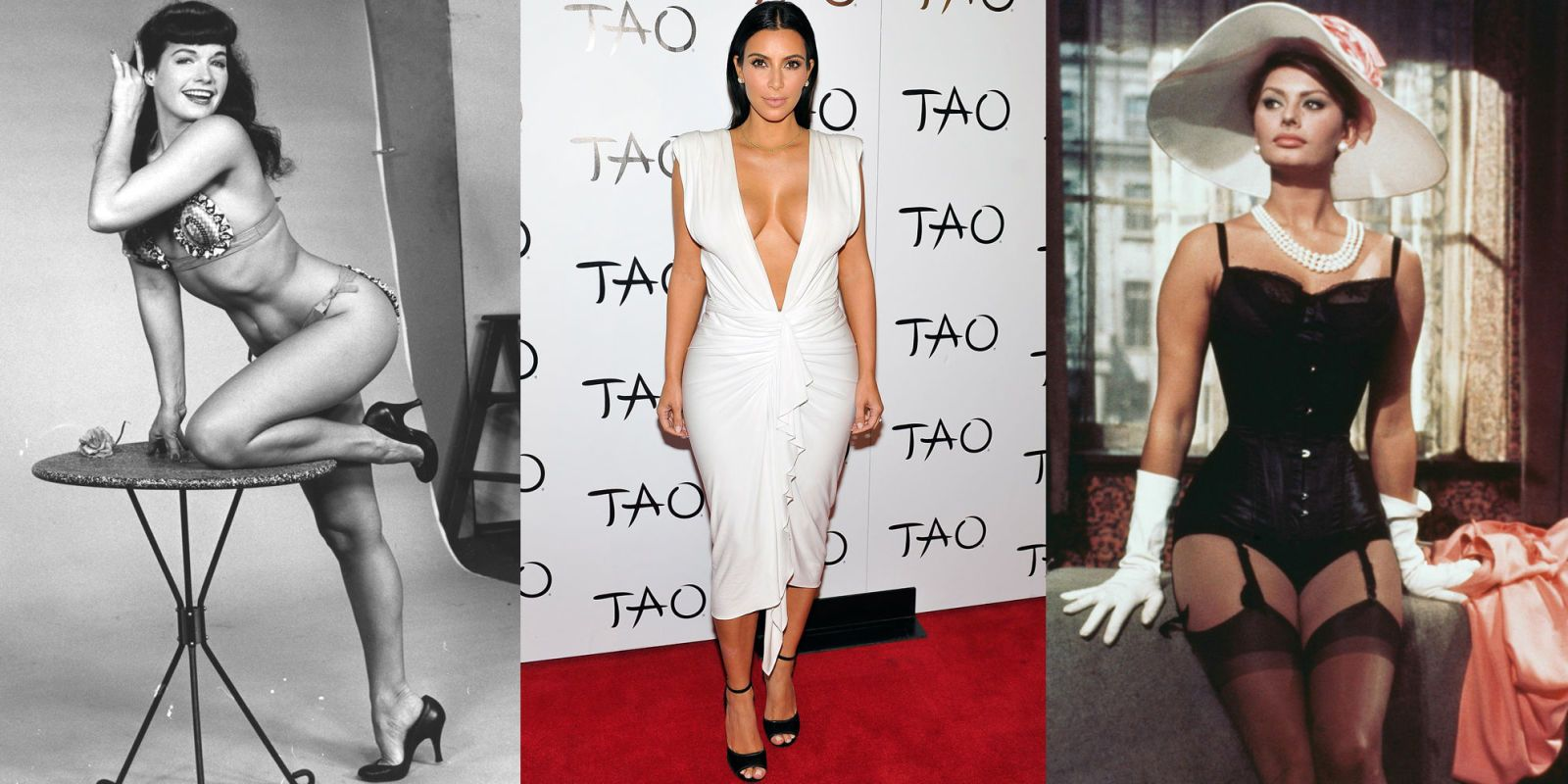 The Best Hourglass Bodies of All Time