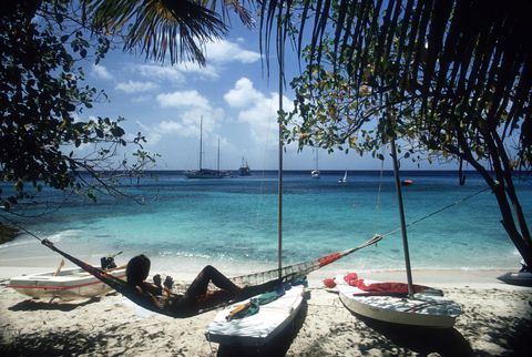 <p>The houses in Mustique are styled with incredible decor. I vacationed there as a kid and have the fondest memories.</p>