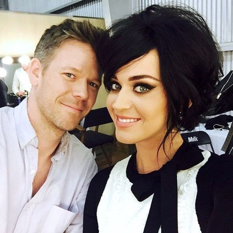 Katy Perry Pens Emotional Tribute To Makeup Artist Jake Bailey