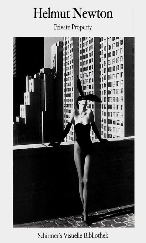 <p>There was always Helmut Newton coffee table books around when I was growing up.</p>