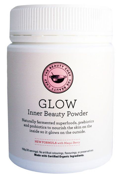 "<p>It's always great to have healthy habits—like taking this beauty powder everyday.<br></p><p><em>Glow beauty powder, $59.95, </em><a href=""http://www.thebeautychef.com/inner-beauty/inner-beauty-powder-150g"" target=""_blank"">thebeautychef.com</a>.</p>"