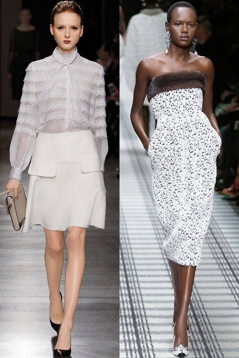 Clothing, Footwear, Leg, Sleeve, Shoulder, Human leg, Joint, Fashion model, White, Dress,