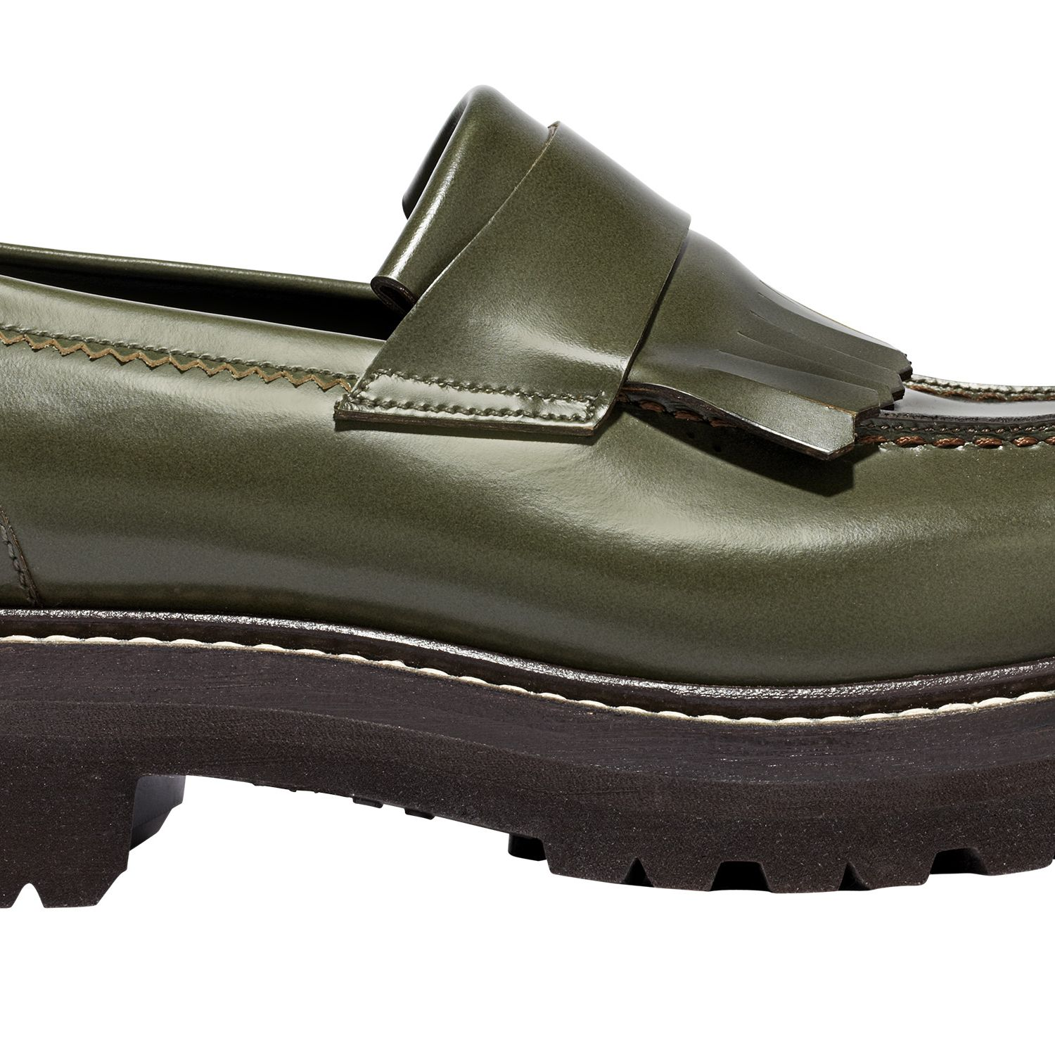 <p><strong>Brunello Cucinelli </strong>shoe, $1,595, 212-334-1010. </p>