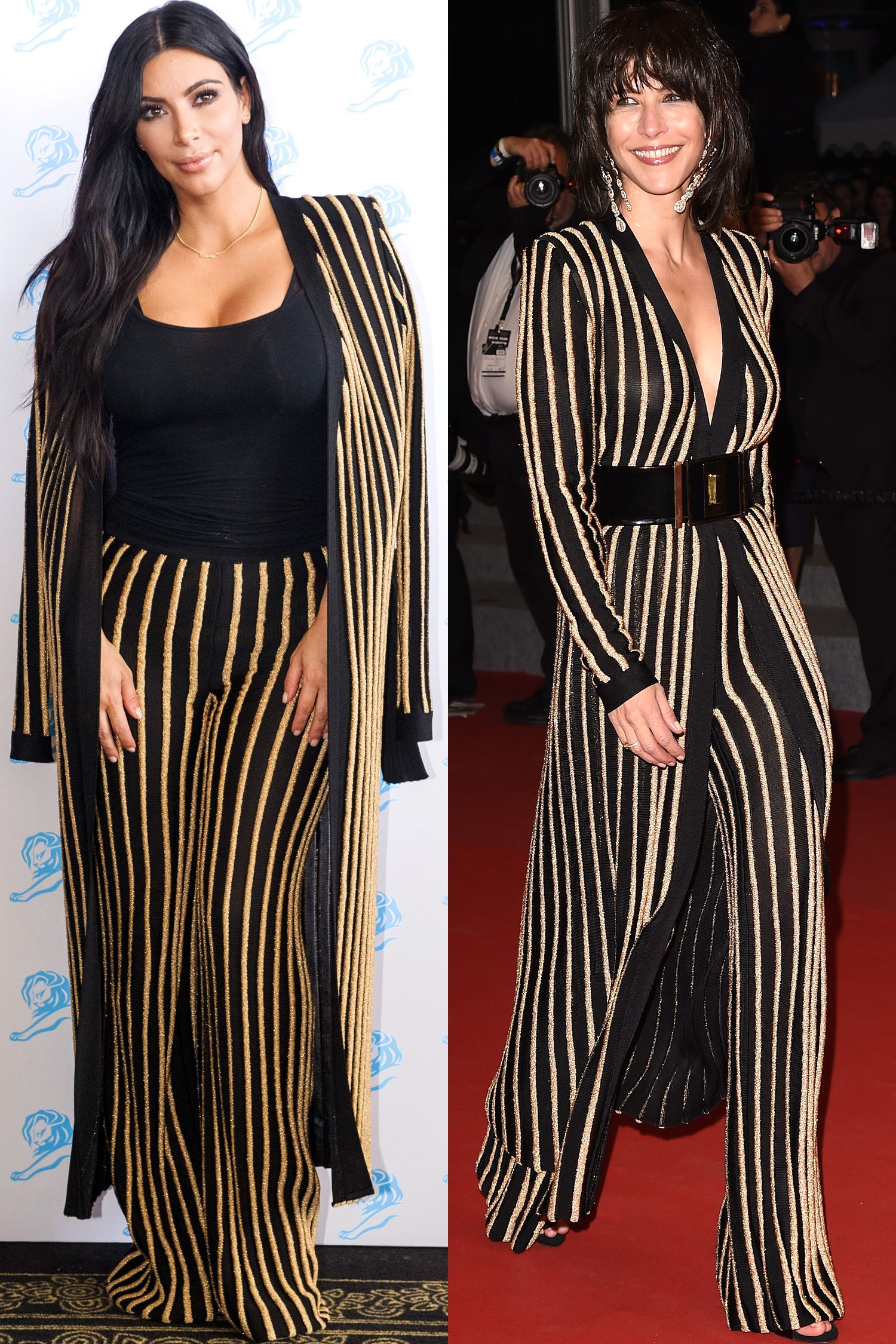 who wore it better celebrities in the same outfits
