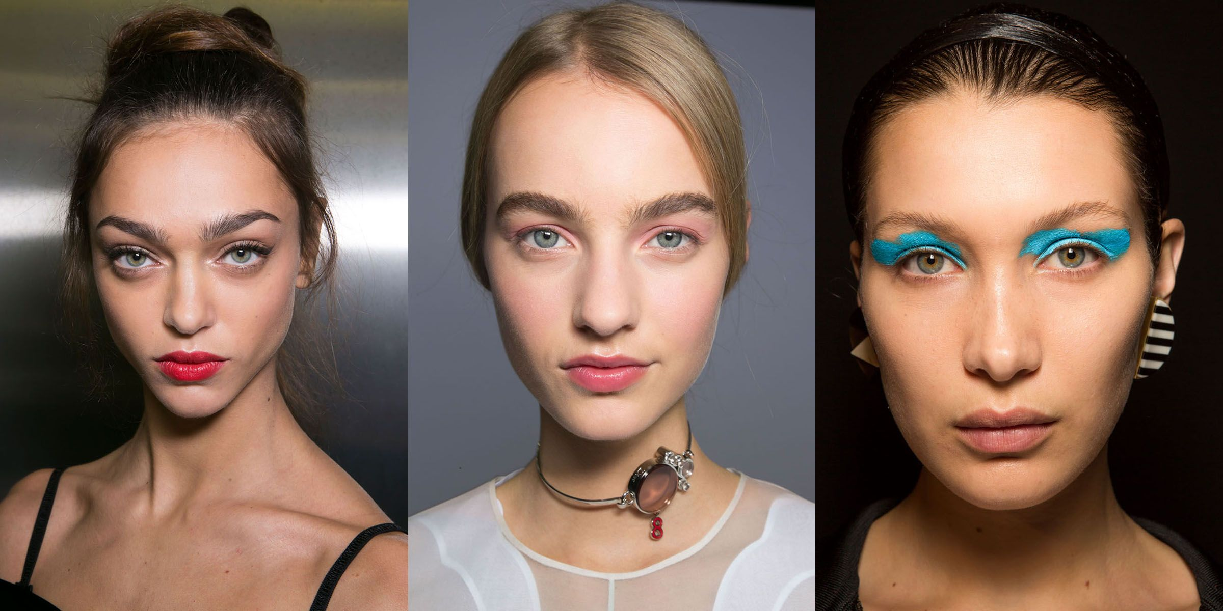 bde964e4298 The Best Makeup Trends for Spring 2016 - Backstage Beauty Spring 2016