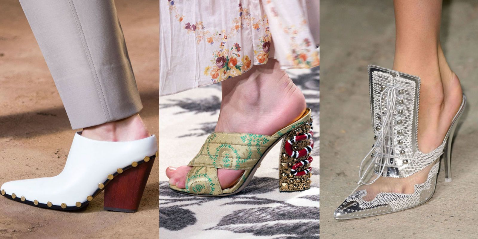 The Top 7 Shoe Trends from Spring 2016