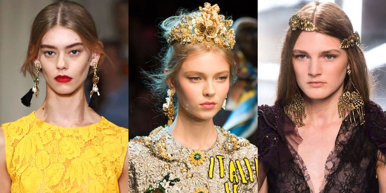From Gilded Headbands To Earrings For Every Taste The Top Bijoux Covet