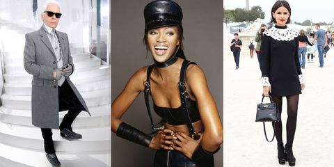 What 24 Top Fashion People Were Doing in Their 20s