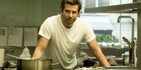 5 Things We Learned About Bradley Cooper in the Kitchen