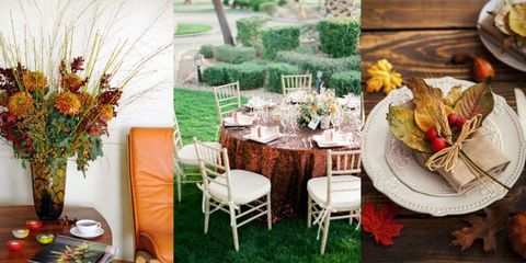 13 Sophisticated Ideas For Your Thanksgiving Decorations