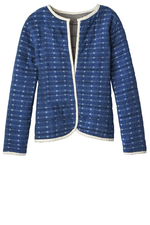 "<p><strong>Ace & Jig </strong>jacket, $360, <a href=""https://shop.harpersbazaar.com/clothing/jackets-blazers/"" target=""_blank"">shopBAZAAR.com</a>. </p>"