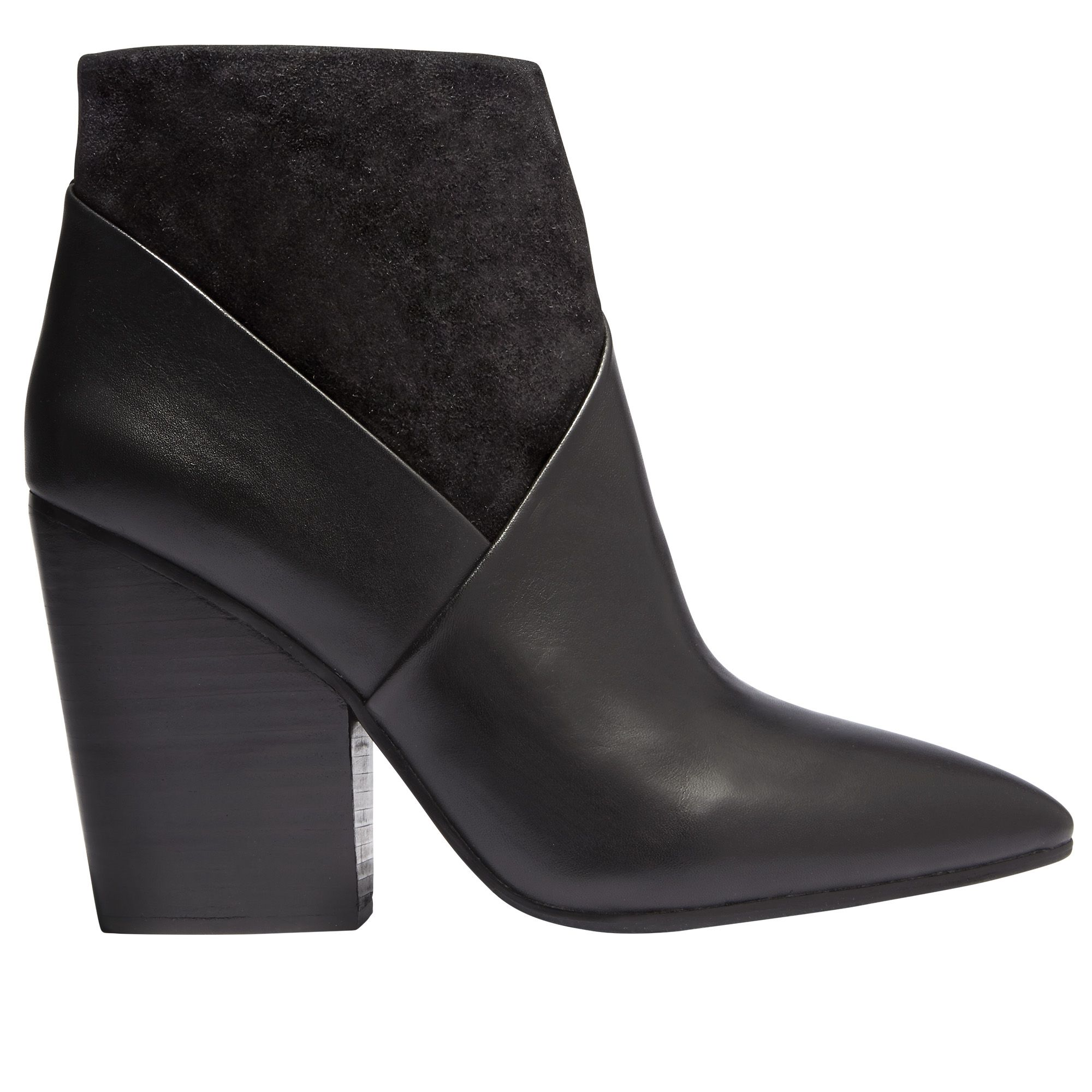 "<p><strong>Vince Camuto  </strong>booties, $169, <a href=""http://www.vincecamuto.com/boots-booties-shoes/"" target=""_blank"">vincecamuto.com</a>.</p>"