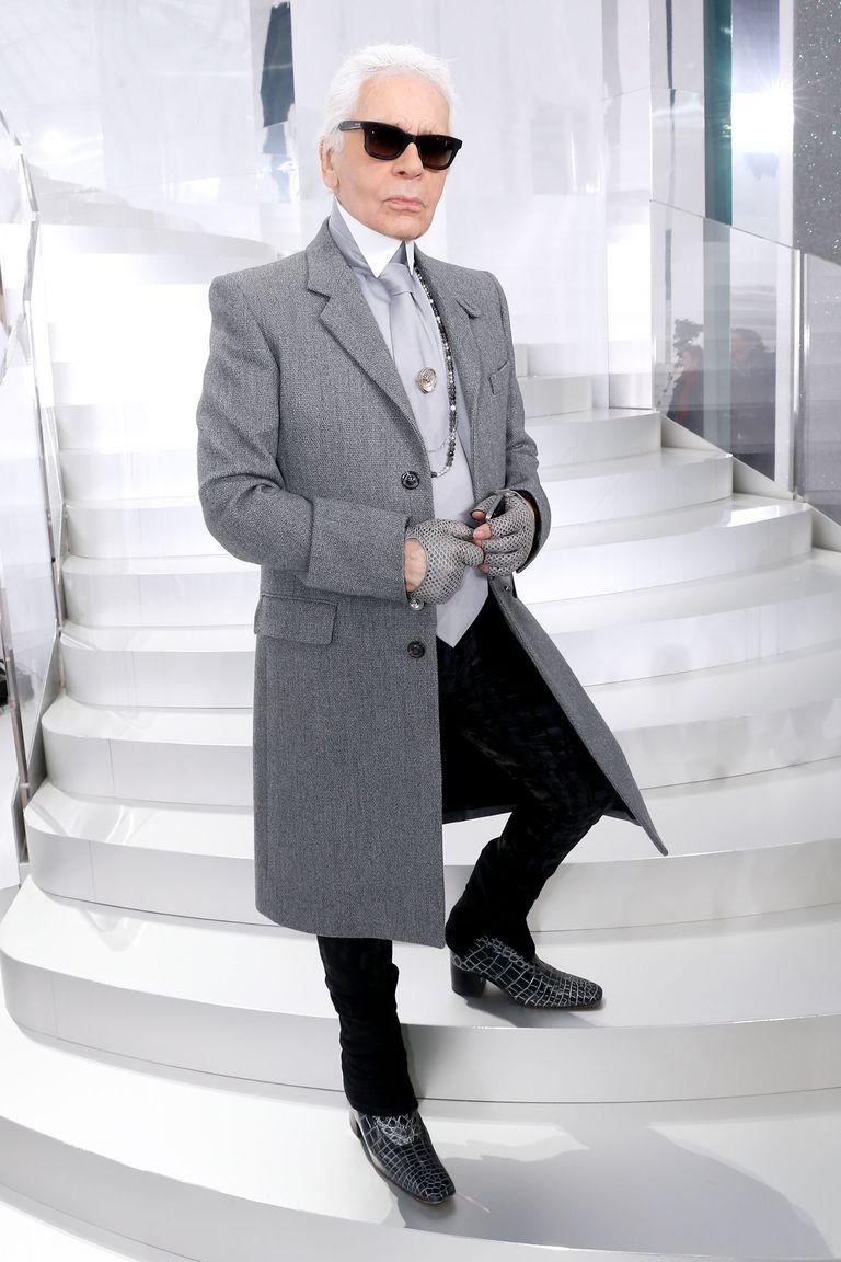Karl Lagerfeld Is Collaborating With Vans Karl Lagerfeld