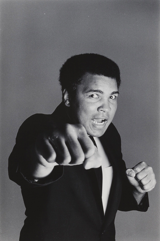 <p>Mohammad Ali</p>