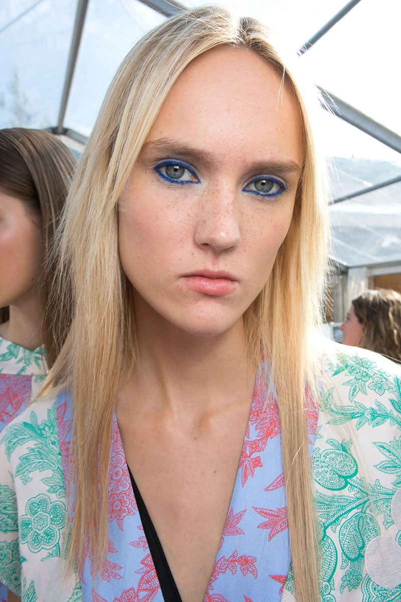 04c46616b9d The Best Makeup Trends for Spring 2016 - Backstage Beauty Spring 2016