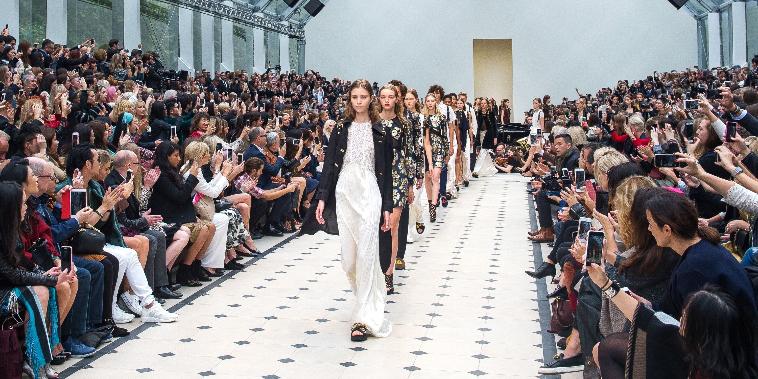 fdd2ab46b390 Burberry Is Uniting Its Brands Under a Single Label