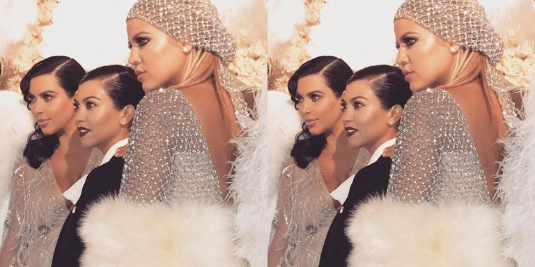 Khloé Kardashian Reveals the Inspiration Behind Her 1920s Party Look