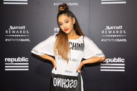 Ariana Grande Shuts Down Sexist Interview Questions