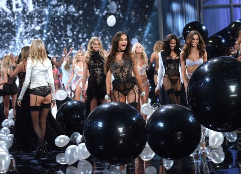 Watch How the Victoria's Secret Fashion Show Casts Its Models