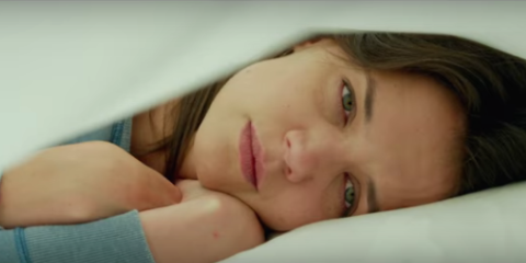 Watch Katie Holmes Play a Mental Patient in the Latest Trailer for 'Touched With Fire'