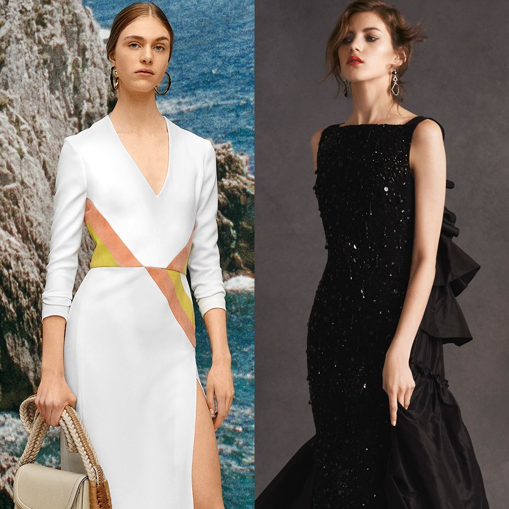 "<p>""Joseph Altuzarra is a wonderful man, and I love the new Oscar designer Peter Cropping.""</p><p><strong>Altuzarra </strong>Resort 2016&#x3B; <strong>Oscar de la Renta</strong><span class=""redactor-invisible-space"">, Resort 2016.</span></p>"