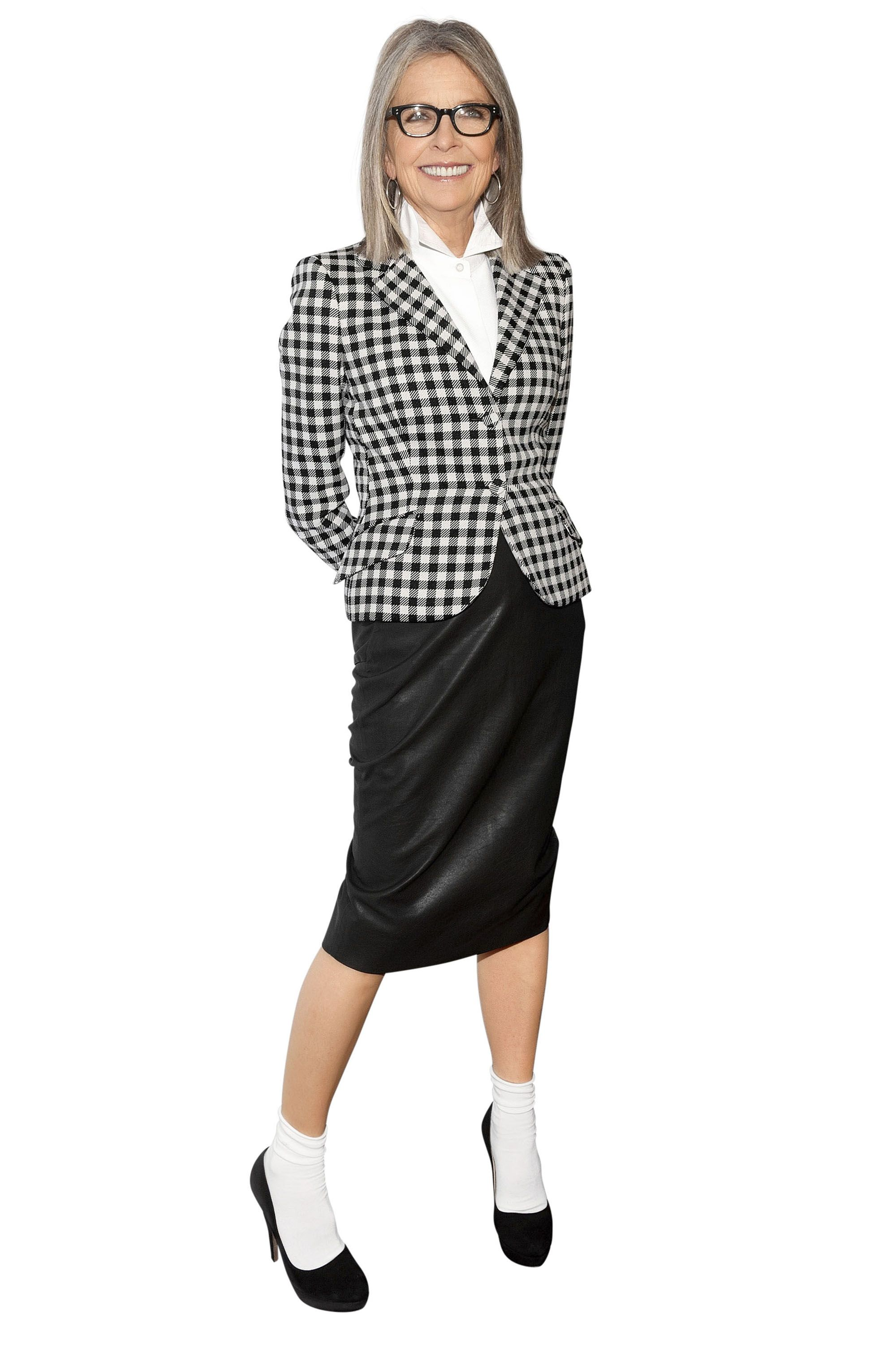 <p>Not only is she one of my ultimate style heroes, but she's also an actress whose talent I most admire. </p><p><em>Diane Keaton in vintage. </em><br></p>