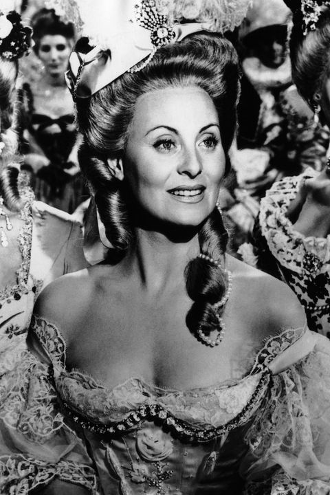 "<p>Michèle Morgan in <em>Marie-Antoinette </em><em>reine de France, </em><span class=""redactor-invisible-space"">1956</span></p>"
