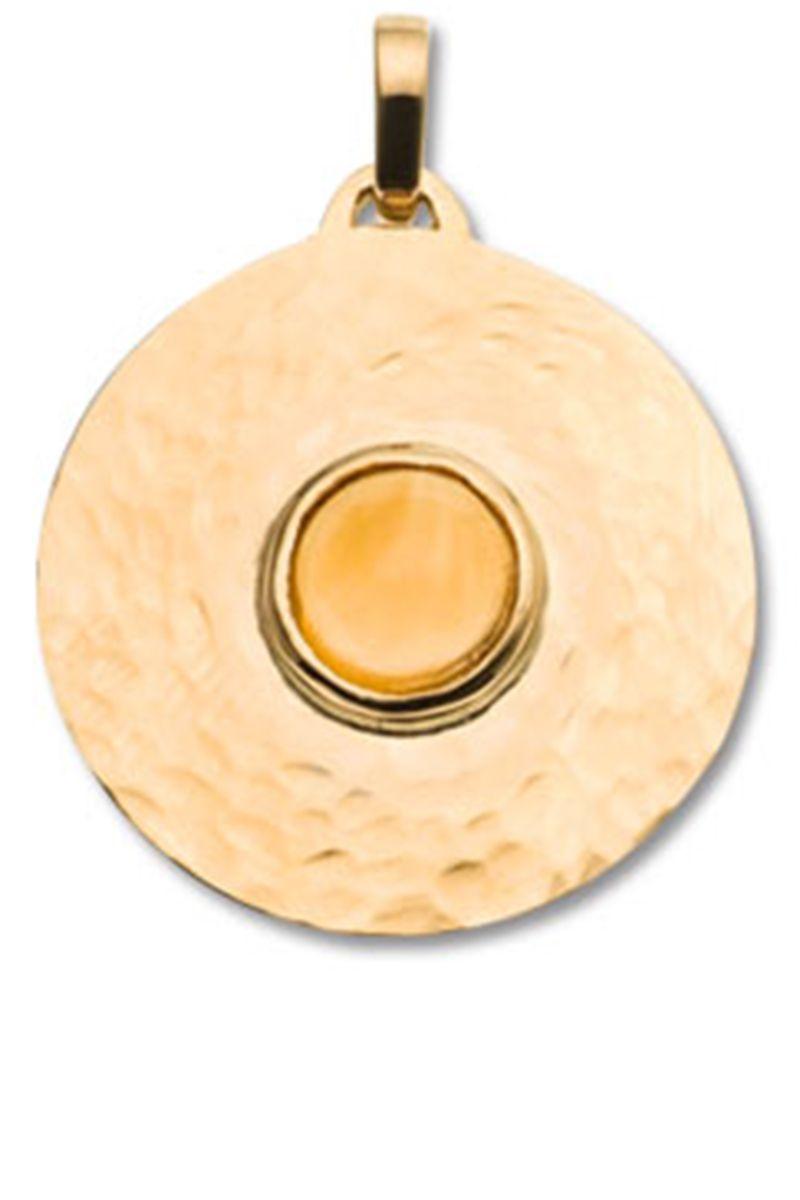 "<p><strong>Jennifer Alfano</strong> pendant, $1,850-1,915, <a href=""http://jenniferalfano.com/jewelry/novembercitrine/"" target=""_blank"">jenniferalfano.com</a>. </p>"