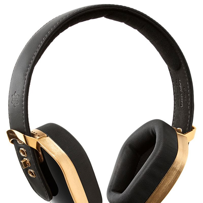 "<p><strong>Pryma</strong> headphones, $499, <strong><a href=""https://shop.harpersbazaar.com/designers/p/pryma/pryma-01-classic-heavy-gold-6659.html"" target=""_blank"">shopBAZAAR.com</a></strong><strong><a href=""https://shop.harpersbazaar.com/designers/p/pryma/pryma-01-classic-heavy-gold-6659.html""></a></strong>.</p>"