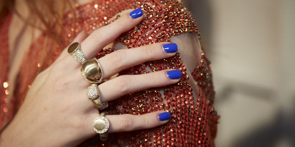 13 Cool Nail Polish Trends for Spring 2016 - Spring Nail Art Ideas ...