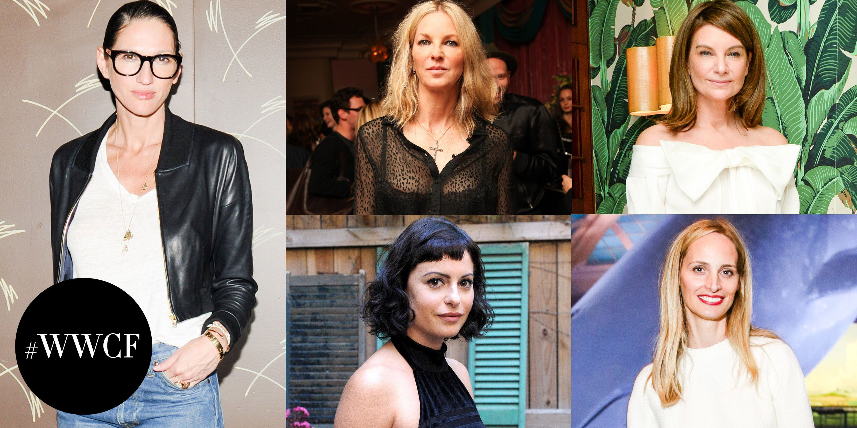Women Who Changed Fashion Top Women In The Business Of Fashion