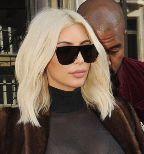 Kim Kardashian S Best Hairstyles Kim Kardashian Reveals Her 15 Favorite Hair Looks Of All Time